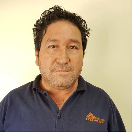 Christian L. Isopi Castro