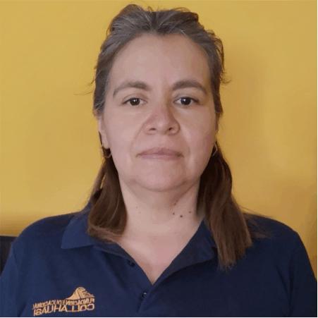 Gabriela Edith Cáceres Robles